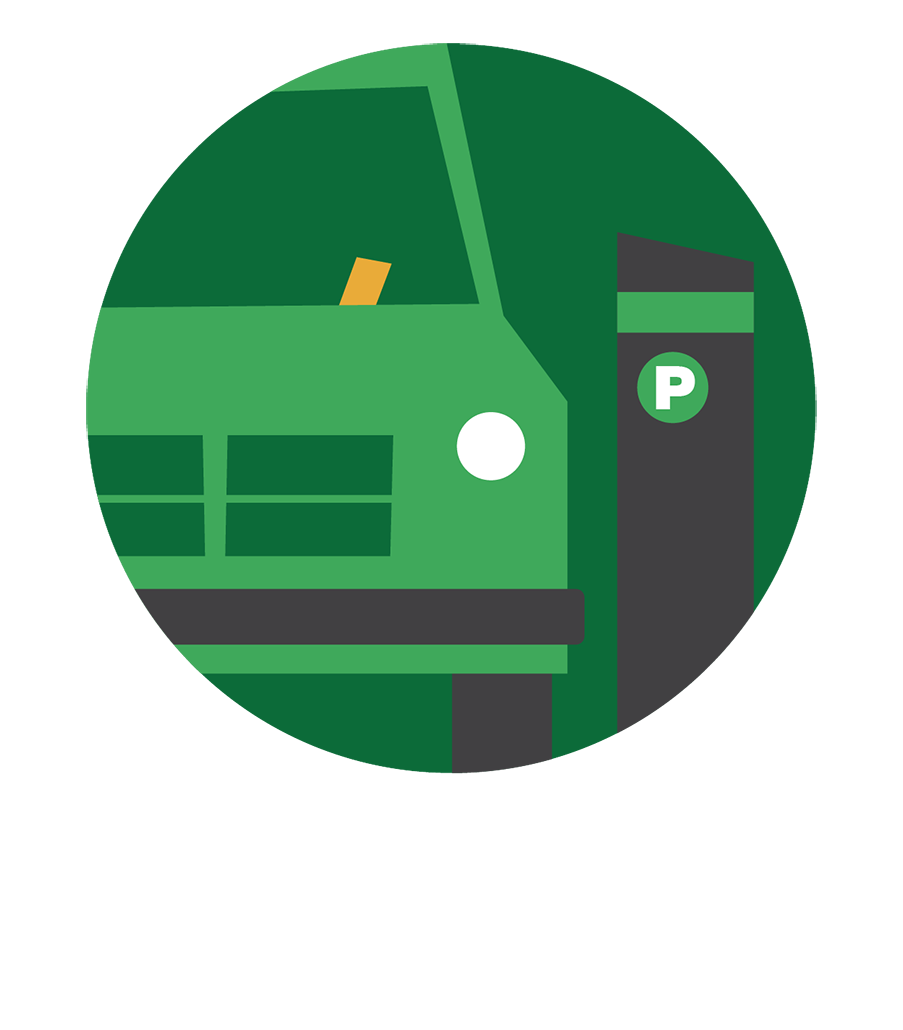 Less Parking Headaches