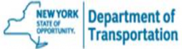 New York State Department of Transportation Logo